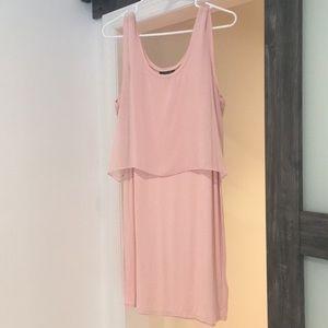 Metaphor Blush Pink Dress